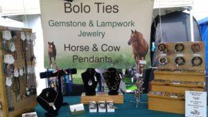 Bolo ties, jewelry and pendants