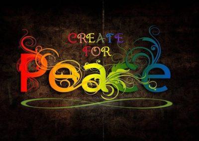 Create for Peace