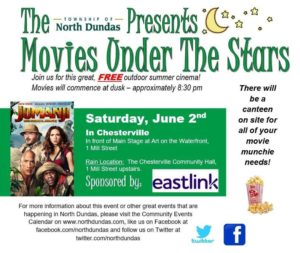 Poster for Movies Under the Stars