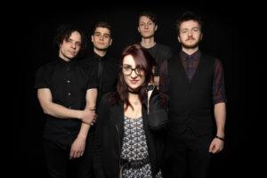 Five band members