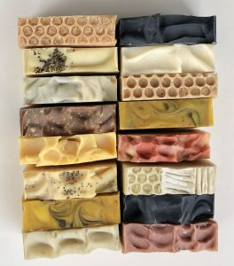 14 bars of soap