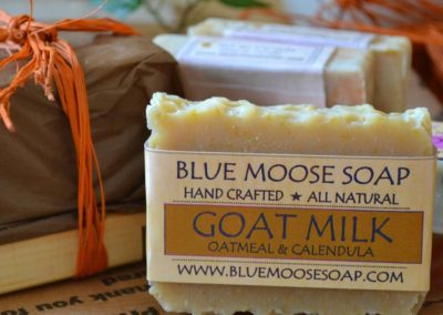 Blue Moose Soap