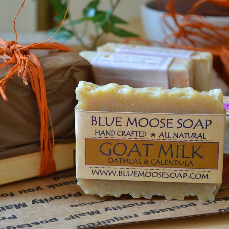 Blue Moose Soap