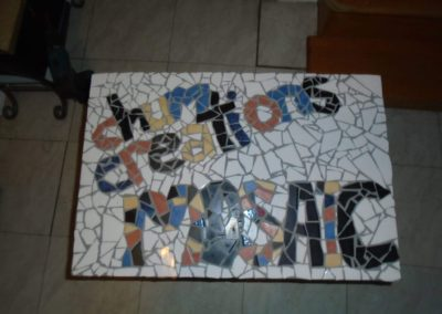 Chum Creations Mosaic