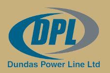 Dundas Power Line logo