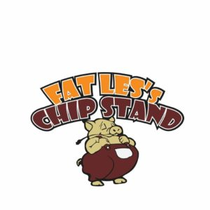 Fat Les's Chip Stand logo