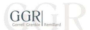 Logo for GGR
