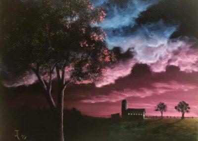 John Kenward Original Paintings