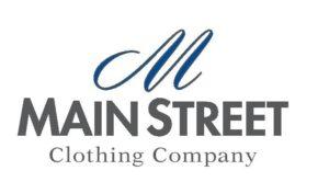 Main Street Clothing Company logo