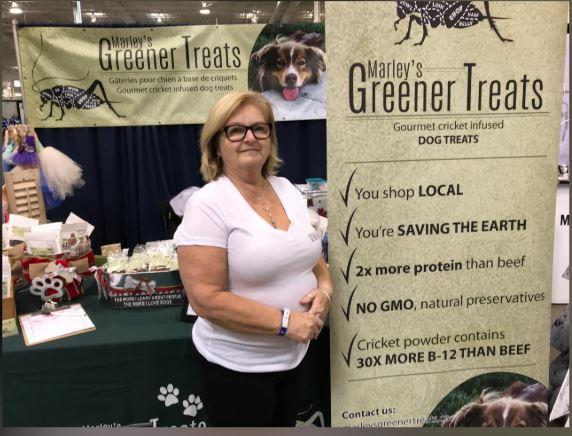 Marley's Greener Treats