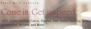 Flair with Fabrics