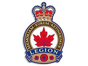 Royal Canadian Legion logo