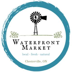 Waterfront Market logo