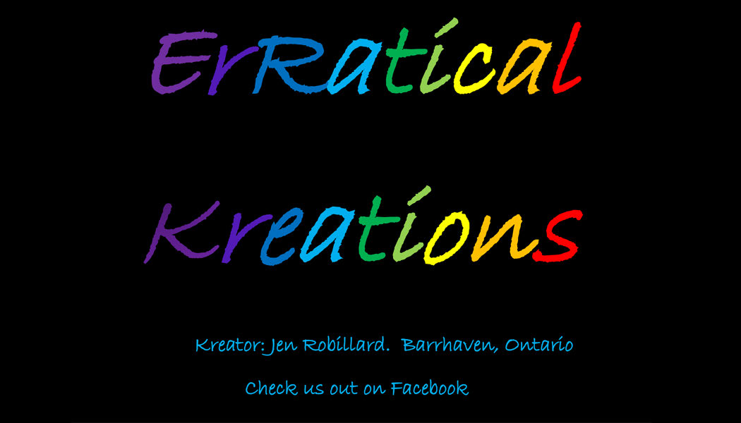 ErRatical Kreations logo
