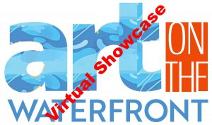 Art on the Waterfront Virtual Showcase logo